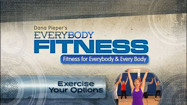 Every Body Fitness DVD